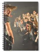 Disciple-micah-kevin-0076 Spiral Notebook