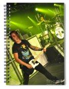 Disciple-micah-trent-9767 Spiral Notebook