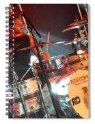 Disciple-trent-9173 Spiral Notebook