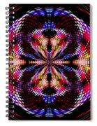 Disco Dancing In A Black Hole Spiral Notebook