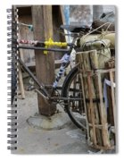 Disney Bicycle Spiral Notebook