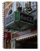 Disney Cola Spiral Notebook