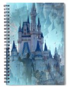Disney Dreams Spiral Notebook