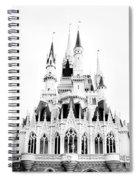 Disney Old School Spiral Notebook