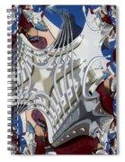 Disney Rocks Spiral Notebook