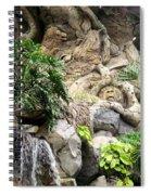 Disney Tree Of Life Spiral Notebook