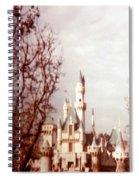 Disneyland 1977 Spiral Notebook