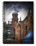 Disney's Haunted Mansion Spiral Notebook