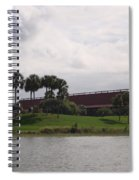 Disney's Polynesian Resort Hotel Spiral Notebook