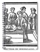 Dissection, 1535 Spiral Notebook