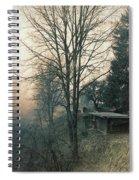 Distant Light Spiral Notebook