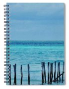Distant Shore Spiral Notebook