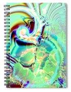 Disturbance Spiral Notebook