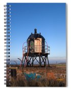 Disused Lighthouse, Mornington, County Spiral Notebook