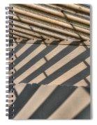 Divergent  Darkness Spiral Notebook