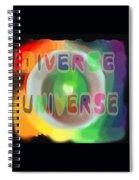 Diverse Universe Spiral Notebook