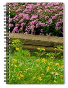 Divide Spiral Notebook