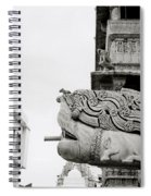 Divine Jagdish Temple Spiral Notebook