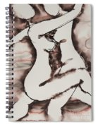 Divine Love Series No. 1411 Spiral Notebook