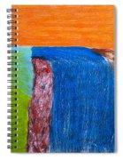 Divine Mystery Spiral Notebook