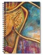 Divine Wisdom Spiral Notebook