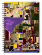 Divinely Blessed Marital Harmony 16aa Spiral Notebook