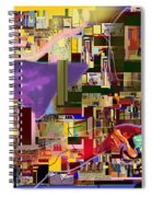 Divinely Blessed Marital Harmony 16c Spiral Notebook