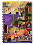 Divinely Blessed Marital Harmony 16e Spiral Notebook