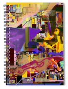 Divinely Blessed Marital Harmony 16f Spiral Notebook