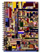 Divinely Blessed Marital Harmony 17 Spiral Notebook