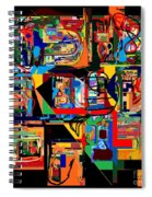 Divinely Blessed Marital Harmony 23 Spiral Notebook