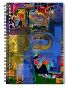 Divinely Blessed Marital Harmony 30 Spiral Notebook