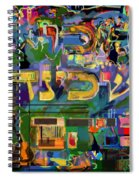 Divinely Blessed Marital Harmony 39 Spiral Notebook
