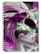 Diving Into Your Ocean 2 Spiral Notebook