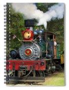 Dixiana Engine 2 Spiral Notebook