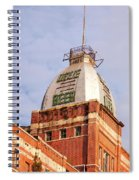 Dixie Beer Headquarters 2 Spiral Notebook