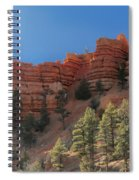 Dixie National Forest Utah Spiral Notebook