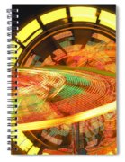 Dizzy Spiral Notebook