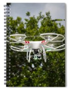 Dji Phantom 2 Drone With Go Pro Hero 3 Spiral Notebook