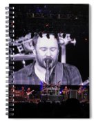 Dmb Live Spiral Notebook