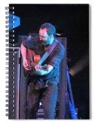 Dmb Rocks Atl Spiral Notebook