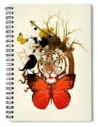 Do Not Be Sad  Spiral Notebook