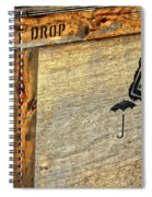 Do Not Drop Spiral Notebook