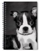 Do You Love Me Spiral Notebook