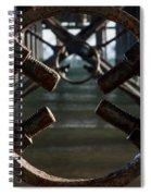 Dock Bolt Spiral Notebook