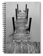 Dock Ducks Spiral Notebook