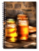 Doctor - Alchemy Made Easy  Spiral Notebook
