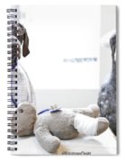 Doctor And Nurses Spiral Notebook