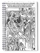 Doctor And Patient, 1509 Spiral Notebook