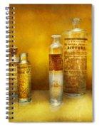 Doctor - Oil Essences Spiral Notebook